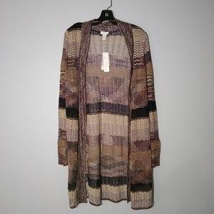 NWT Chico 1 One Of A Kind Danika Cardigan Sweater